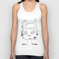 wiz khalifa Tank Tops featuring Play wiz Me by ingicoPhotoDesign