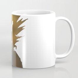 Pineapple - Brown Coffee Mug