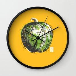 ceci n'est pas un t-shirt Wall Clock