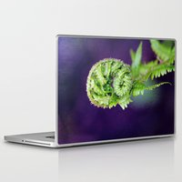 fern Laptop & iPad Skins featuring Fern by LoRo  Art & Pictures