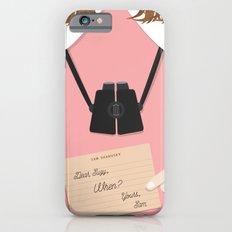 Moonrise Kingdom Wes Anderson Inspired Print - Suzy iPhone 6 Slim Case