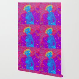 Spirit Leaf Wallpaper