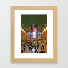 Life In My Big Bad Apple (Pt 12) Framed Art Print