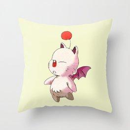 FINAL FANTASY CUTE MOGURI Throw Pillow