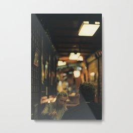 Kyoto, Japan Metal Print