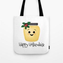 Happy Hollandaise Tote Bag