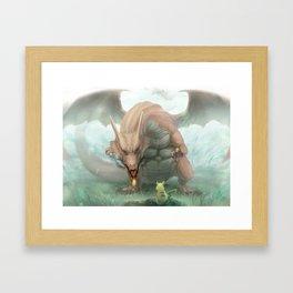 Pokémon Framed Art Print