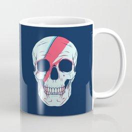 Bowie Skull Coffee Mug