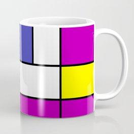Neoplasticism Coffee Mug