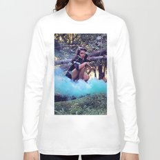 From the majesty she rises Long Sleeve T-shirt