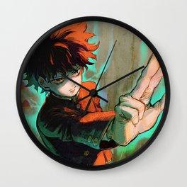Shigeo Kageyama v.2 Wall Clock