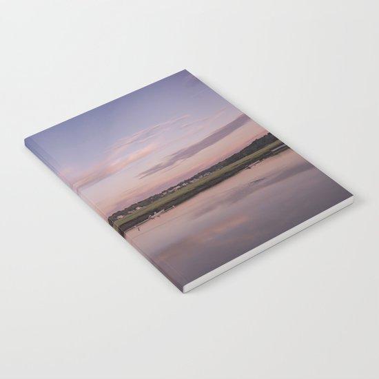 Pier at Golden hour Notebook