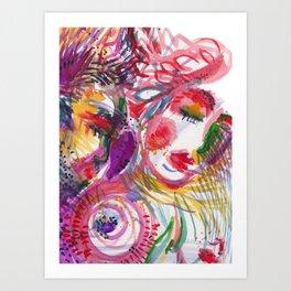 Source Art Print