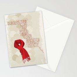 Fleet Foxes 2 Stationery Cards