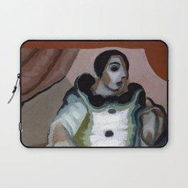 """Juan Gris """"Pierrot Aux Mains Jointes"""" Laptop Sleeve"""