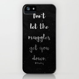 The Muggles iPhone Case