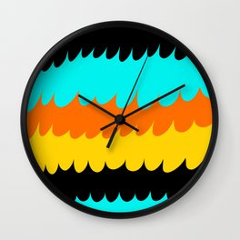 Pinata Fun Wall Clock