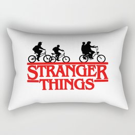 Stranger Things Bike Rectangular Pillow