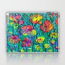Hidden Flowers Laptop & iPad Skin