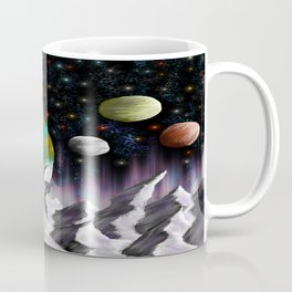 Planetscape Coffee Mug