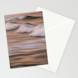 The Sea X Colour Hi-Res Abstract Photography Stationery Cards