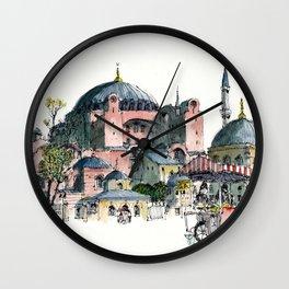 Hagia Sophia Wall Clock