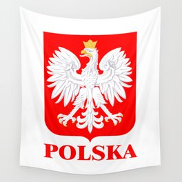 Polska 2 Wall Tapestry