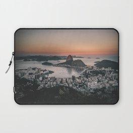 Rio de Janeiro Laptop Sleeve
