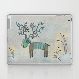 Lost Reindeer Laptop & iPad Skin