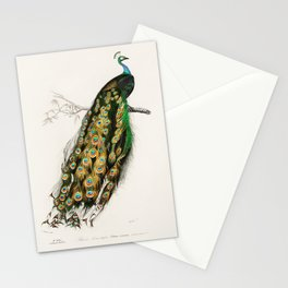 Peacock Royale Stationery Cards