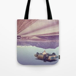 Joyride - Upside down Tote Bag