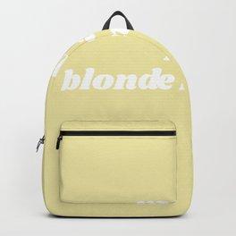 blonde moment Backpack