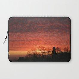 Sizzling Sunset Laptop Sleeve