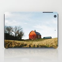 wisconsin iPad Cases featuring WISCONSIN FARM by Natural Intuition Photography
