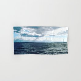 Calming Waves Waterscape Hand & Bath Towel