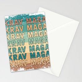 Krav Maga Krav Maga Stationery Cards