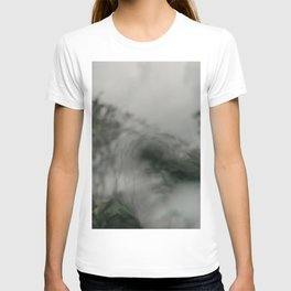 Stormy Sea Abstract Film T-shirt