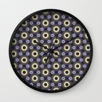 arab Wall Clocks featuring Arab #1 by Rafael CA