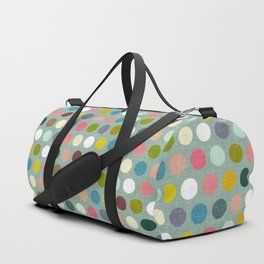 oriental spot Duffle Bag