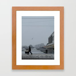 Riga Framed Art Print