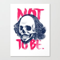 There's no more question. Canvas Print