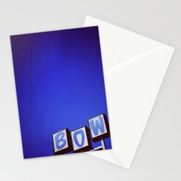 San-Hi Lanes - San Bernadino, CA Stationery Cards
