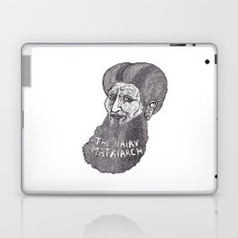 The Hairy Matriarch Laptop & iPad Skin