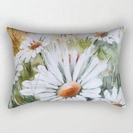 Countryside Summer Rectangular Pillow