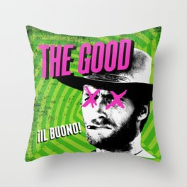 !Il Buono! Throw Pillow