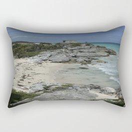 Tulum, Mexico Rectangular Pillow
