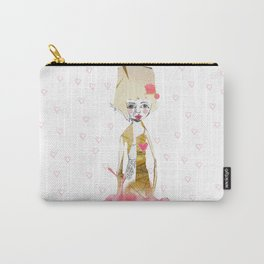 Demure Carry-All Pouch