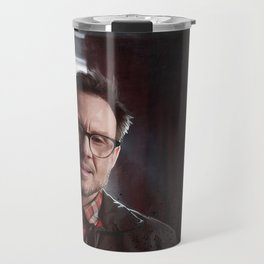 Control Is An Illusion - F Society - Mr Robot Travel Mug