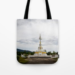 Thailand tempel Khao lak Tote Bag