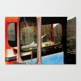 Ski Gondolas #2 Canvas Print
